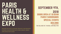 3rd Annual Paris Health & Wellness Expo