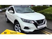2017 Nissan Qashqai 1.5 dCi Acenta 5dr Manual Diesel Hatchback