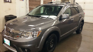 2013 Dodge Journey FULLY LOADED + 5 Yr Warranty Remaining
