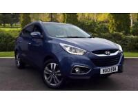 2013 Hyundai IX35 1.7 CRDi Blue Drive Premium 5d Manual Diesel Estate