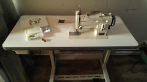 Machine a coudre walking foot portable barracuda 700zw reliable