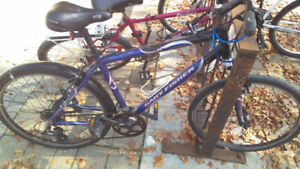 GARY FISHER ADVANCE BIKE IN GOOD CONDITION