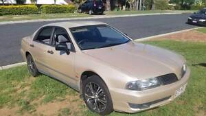 2000 Mitsubishi Magna Sedan St Lucia Brisbane South West Preview