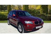 2012 BMW X3 xDrive20d SE 5dr Step Automatic Diesel Estate