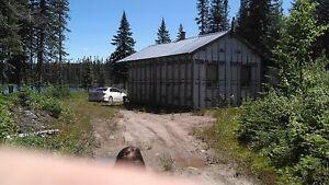 Chalet    Camp  chasse et pêche chemin la Brodeuse chute Passes Lac-Saint-Jean Saguenay-Lac-Saint-Jean image 3