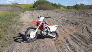 2015 CRF250R With extras