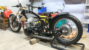 74 honda cb550 low rider project