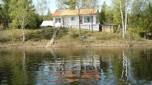 Cottage on Lac Serpent Notre-Dame-du-Laus
