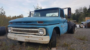 1966 Chevrolet 1 Ton Dually - PROJECT VEHICLE
