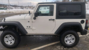 2008 Jeep Wrangler - New Inspection