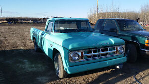 1968 Dodge Other Pickup Truck