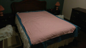 Pink Table Cloth – Used – Excellent Condition