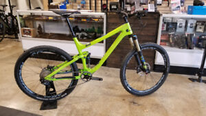 Carbon MTB Factory Clearance:  Norco Optic at Oxygen Bike Co