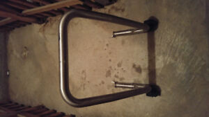 Motorcycle stand Front and Rear like new!! sold as you see it