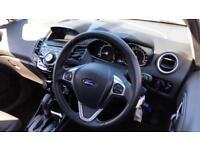 2017 Ford Fiesta 1.6 Titanium Powershift Automatic Petrol Hatchback