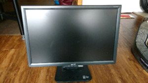 Acer Monitor 20""