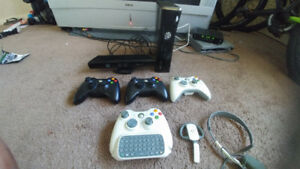 Looking to sell my xbox 360 and 25 games.
