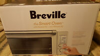 Breville 0.8 Cu. Ft. Smart Convection Toaster Oven