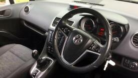 2013 Vauxhall Meriva 1.4i 16V Tech Line 5dr Manual Petrol Estate