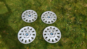"""OEM BMW 15"""" HUBCAPS FOR SALE!!!"""
