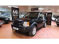 2005 LAND ROVER DISCOVERY 2.7 Td V6 SE Auto Full Leather 7 Seats Sat Nav Diesel