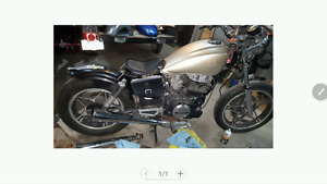1983 honda cb450t nighthawk and papers Registered in my name.