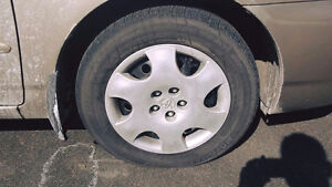Wanted Wheel Cover/Hub Cap for 2003-04 Toyota Corolla CE
