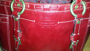 Genuine Coach Handbag - Excellent Condition