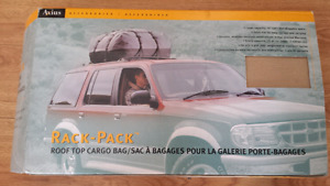 Roof top cargo bag