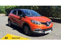 2014 Renault Captur 1.5 dCi 90 Dynamique MediaNav Manual Diesel Hatchback