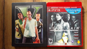 PS3 Games - Lots to choose from - $4.00 each