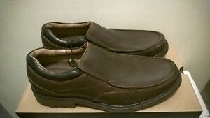 New Dockers Brown Leather Shoes size 8 & 9 - Downtown Victoria