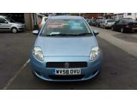 2008 Fiat Grande Punto 1.2 Dynamic 5-Door From £2,495 + Retail Package Hatchback