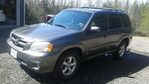 2006 Mazda Tribute LX 4X4 leather / roof SUV, Crossover