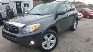 2007 Toyota RAV4 SPORT SUV, Crossover - LOW KM! NEW TIRES!
