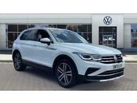 2021 Volkswagen Tiguan 1.5 TSI 150 Elegance 5dr DSG Petrol Estate Auto Estate Pe