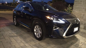 2017 Lexus RX350 Lease Takeover