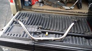 Stock handlebar for Yamaha Roadstar 1600