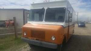 Step Van 1999 on propane $4500 obo