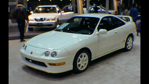 Wanted Acura Integra Type R
