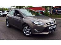 2014 Ford Focus 1.0 EcoBoost Titanium 5dr Automatic Petrol Hatchback