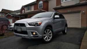2012 Mitsubishi RVR GT AWD, Silver, Loaded