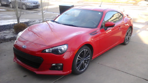 2014 Subaru BRZ Tech Edition