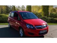 2014 Vauxhall Zafira 1.8i (120) Exclusiv 5dr Manual Petrol Estate