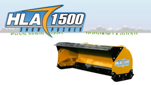 HLA SNOW PUSHERS,SPREADERS,BLADES !!!