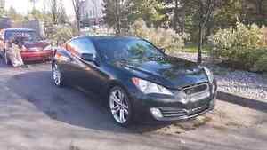 2011 Hyundai Genesis 2.0t gt
