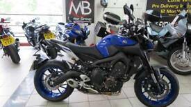 2017 YAMAHA MT 09 ABS MT09 ABS Nationwide Delivery Available