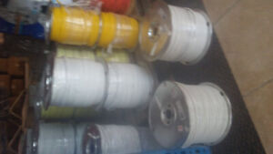 Wire, Spools of 75M/150M 14/3, 14/2, 12/2, 10/3, 8/3, Armored 12