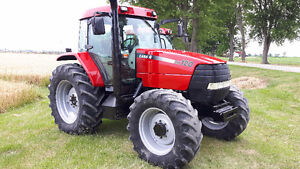 Case IH MX 120 tractor