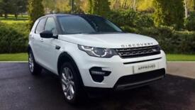 2017 Land Rover Discovery Sport 2.0 TD4 180 SE Tech 5dr 7seate Automatic Diesel